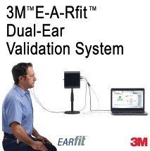 3M E-A-R FIT Validation